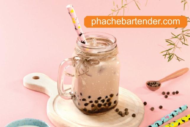 Khóa học pha chế trà sữa mở quán kinh doanh 03