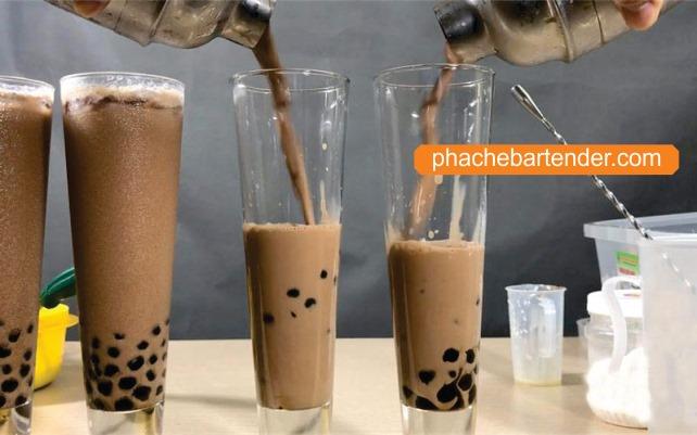 Khóa học pha chế trà sữa mở quán kinh doanh 05